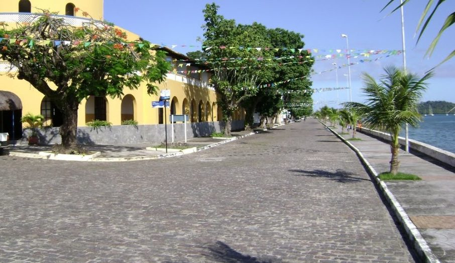 Av. Beira Mar Itaparica