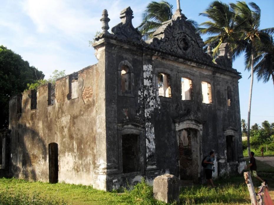 Igreja de 1770 - Praia de Conceição